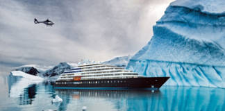 Scenic Eclipse, which will debut in 2018, will be sailing the world, including the Polar regions.