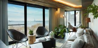 1 Hotel Brooklyn Bridge opened in New York this February.