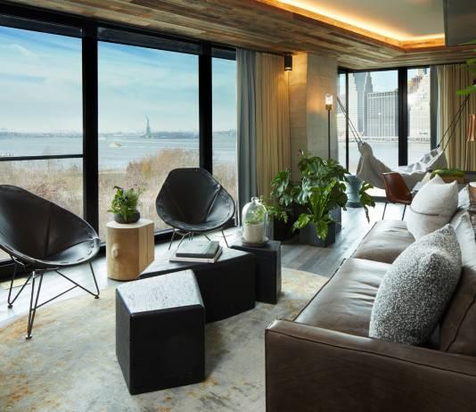 1 Hotel Brooklyn Bridge opened inNew York this February.