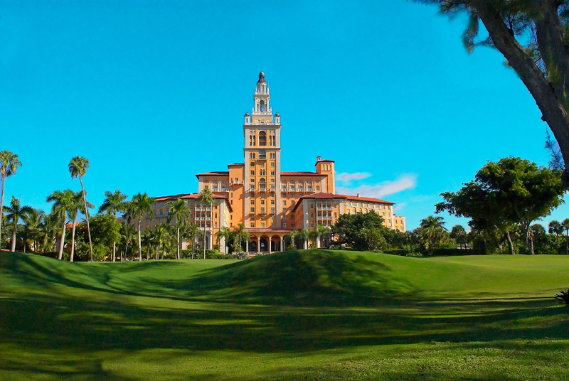 TheBiltmore Hotel is offeringfour distinct experiential tours highlighting Miami's culture and history.