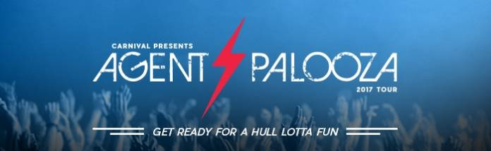 Carnival's Agentpalooza kicks off on May 11th.