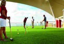 Celebrity Cruises LawnClub_Croquet