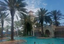Hammock beach pool complex.