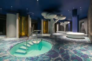 Amenities at Iberostar Grand Hotel Portals include a five-star spa.