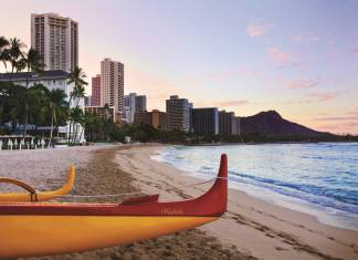Pleasant Holidaysis offeringsspecialsavings onall destinations, including Hawaii, where guests can receiveeither a complimentary car rental orcar rental upgrade at theMoana Surfrider, A Westin Resort & Spa.