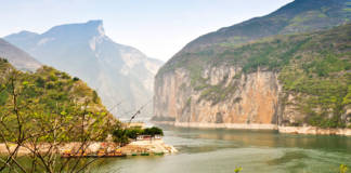 Qutang Gorge. (Photo credit: jejim)