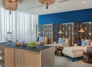 The Pallavi Luxury Spa at the Wyndham Grand Clearwater Beach.