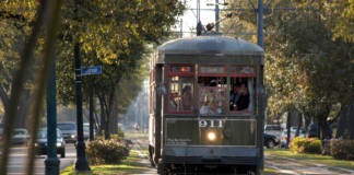 Guests can take a guided or self-guided tour via foot, bike or streetcar in New Orleans. (Photo credit: Cheryl Gerber)