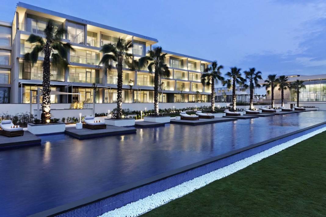 The Oberoi Beach Resort, Al Zorah opened this monthin the United Arab Emirates.
