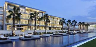 The Oberoi Beach Resort, Al Zorah opened this month in the United Arab Emirates.