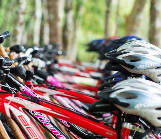 The Explorean Kohunlich offers heart pumping activities such as biking through the Mayan rainforest.
