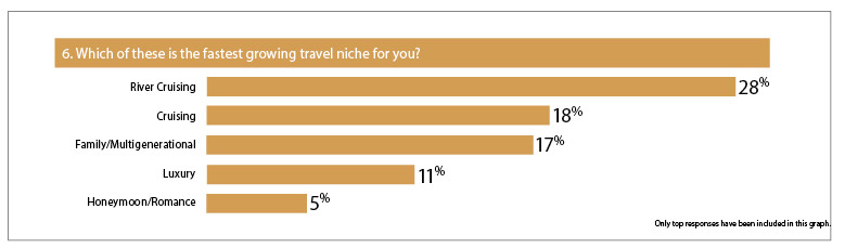 Travel niche graph