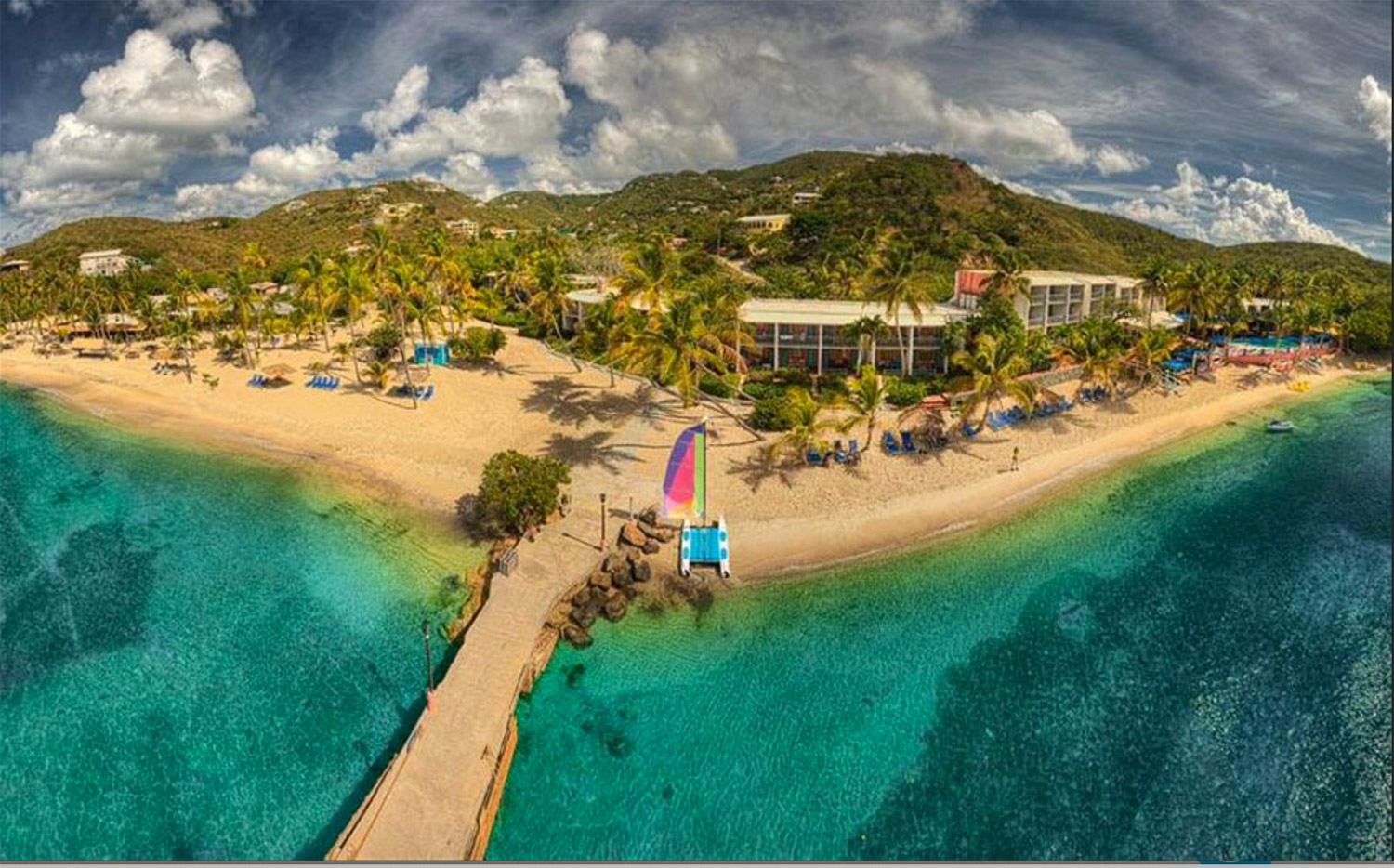 Best Luxury Hotel St Thomas