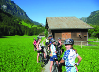 Backroads offers active family-friendly tours in Croatia's Dalmatian Coast, Italy's Dolomites and the Swiss Alps. (Photo credit: Backroads / Kathy Kawakami)