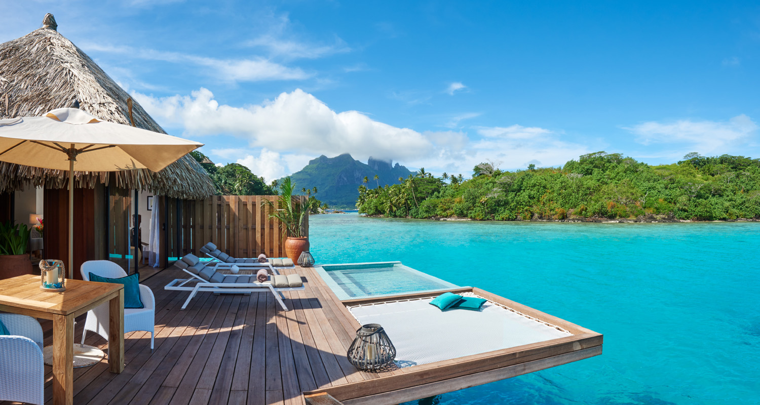 Conrad Bora Bora Nui is destination's first five-star resort to debut in 10 years.