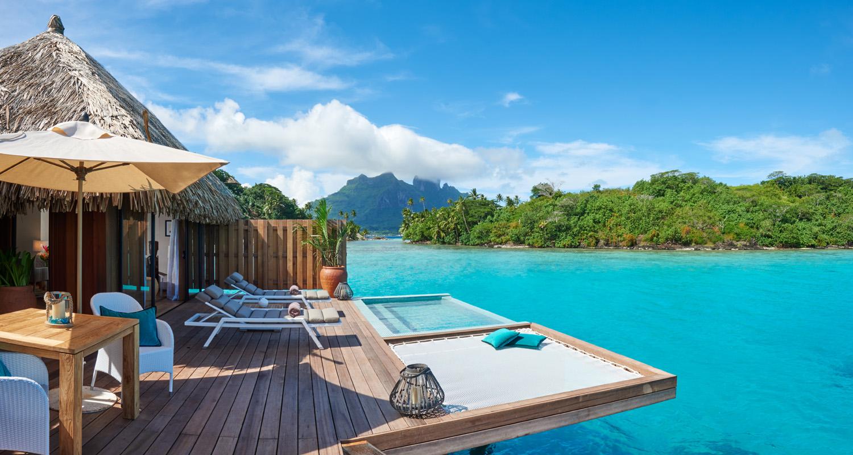 Conrad Bora Bora Nuiis destination'sfirst five-star resort to debut in 10 years.
