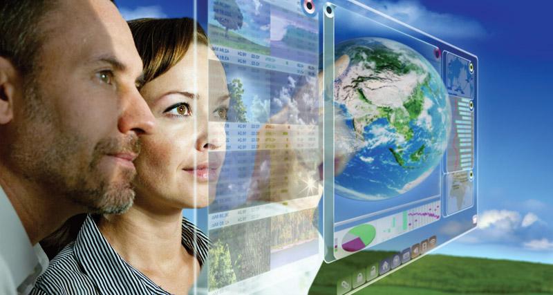 Future of travel screen