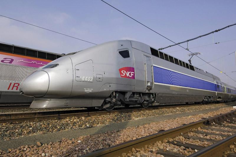 TGV East.