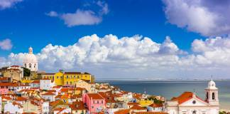 Variety Cruises is offering FAM trips on select Spain & Portugal and Iceland mega-yacht itineraries. (Pictured: Alfama District in Lisbon, Portugal)