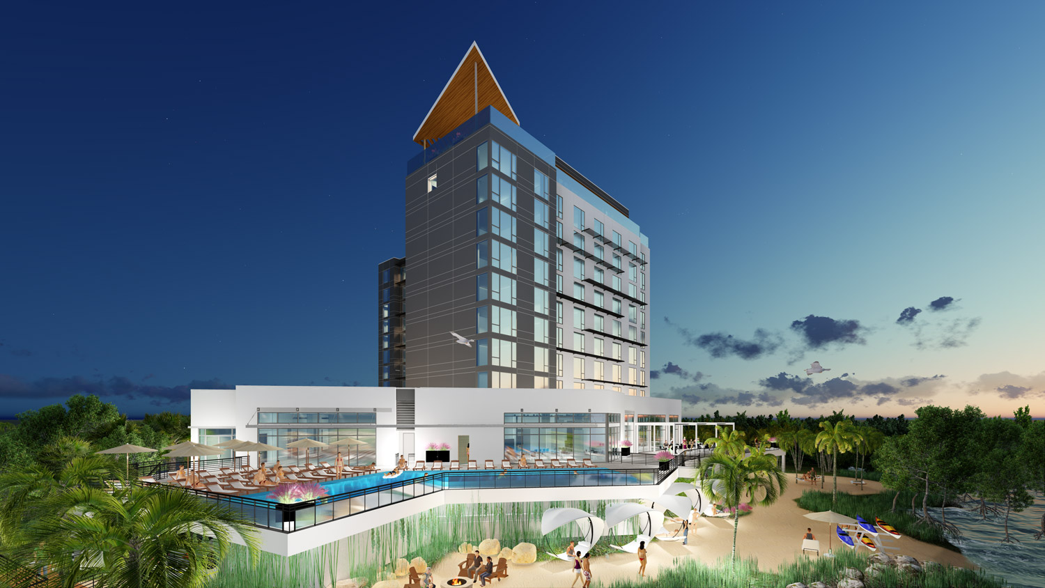 Tampa bay autograph collection hotel to open in 2018 for Hotel collection hotels