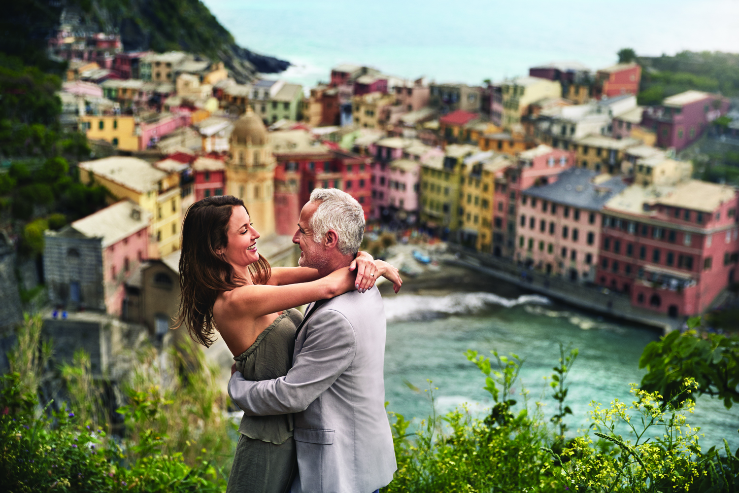 Princess Cruises takes couples on romantic voyages in the Med.