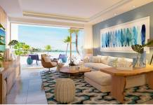 A beachfront suite at Eden Roc at Cap Cana in the Dominican Republic.A beachfront suite at Eden Roc at Cap Cana in the Dominican Republic.