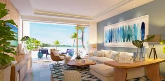 A beachfront suite atEden Roc at Cap Cana in the Dominican Republic.A beachfront suite atEden Roc at Cap Cana in the Dominican Republic.