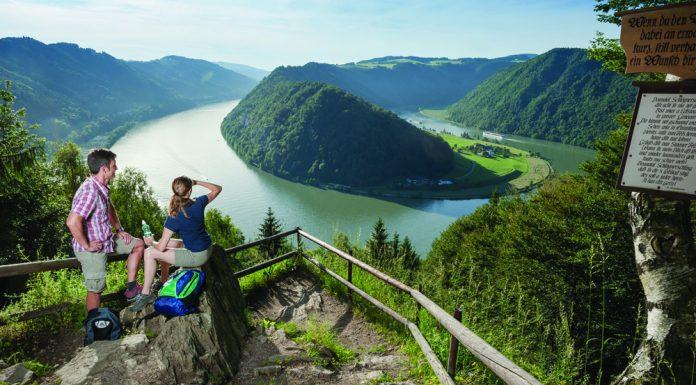 The Avalon Visionary sails the Rhine.