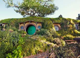 On the Hobbiton Movie Set tour, guests go on a fully guided Middle-earth adventure around the 12-acre setin the Waikato region on New Zealand's North Island. (Photo credit:Sara Orme)