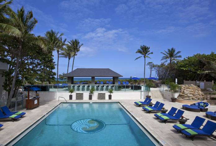 Jupiter Beach Resort & Spa is giving guests a chance to get up close to the endangered loggerheads, leatherbacks and green sea turtles that nest in the area.