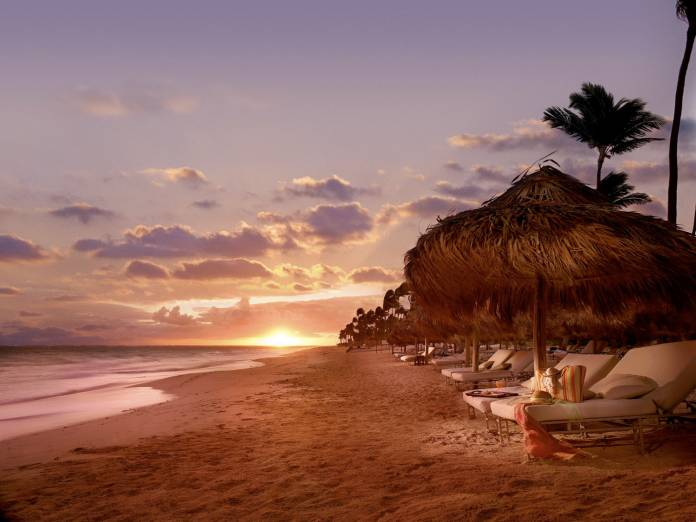 GOGO Vacations is celebrating Travel Agent Appreciation Month by giving away $20,000 in cash. (Pictured: Punta Cana sunrise)