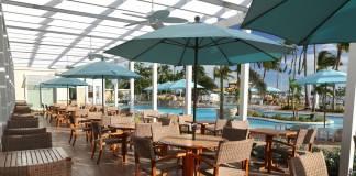 Warwick Paradise Island - Bahamas's Verandah Terrace.