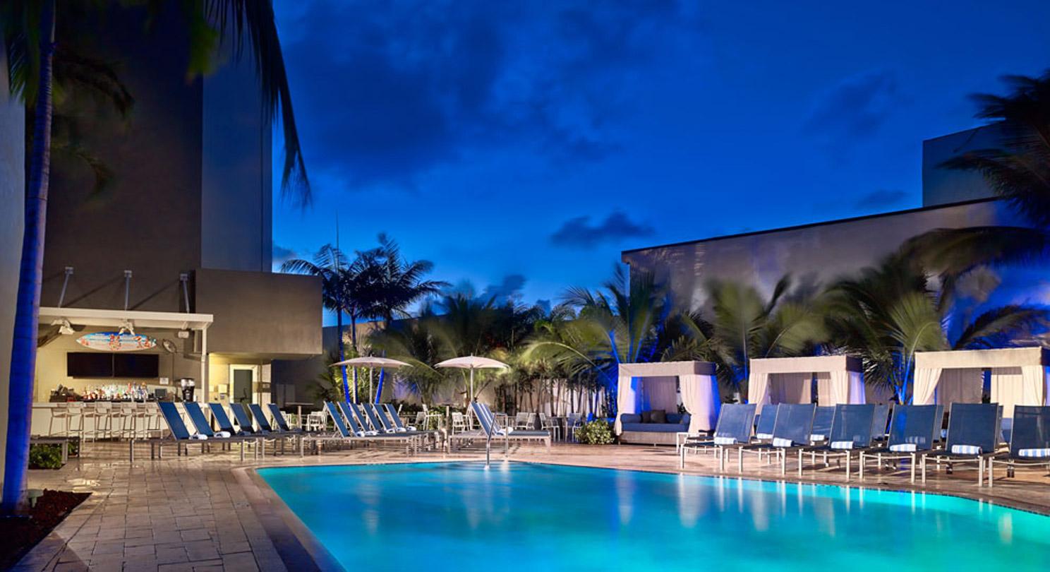 Sonesta Fort Lauderdale Beach Is Offering Ed Nightly Room Rates