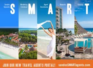 Sandos Hotels & Resorts has launched a new travel agent portal.