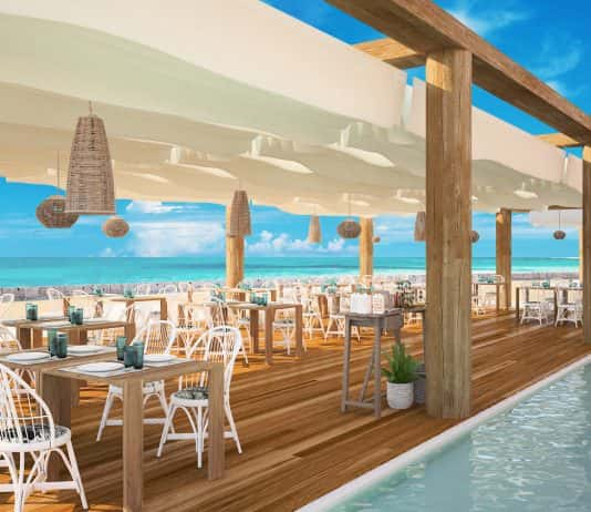 A rendering of theTRS Yucatan.