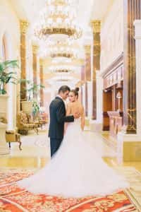 Miami's Acqualina Resort & Spa has partnered with Aroma Catering to provide couples with Kosher cuisine for their big day.