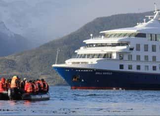 On Jan. 2, 2018, Australis Expeditionswill debut the 210-passengerVentus Australis.