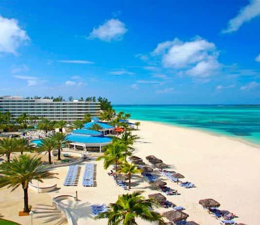 Melia Cable Beach in the Bahamas.