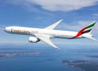 Emirates' new First Class product will debut onboard a Boeing 777-300ER.