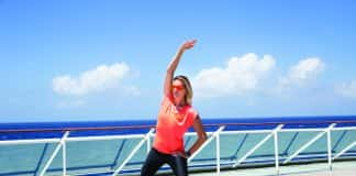 BE.YOU. training on board Hapag-Lloyd's MS Europa 2.