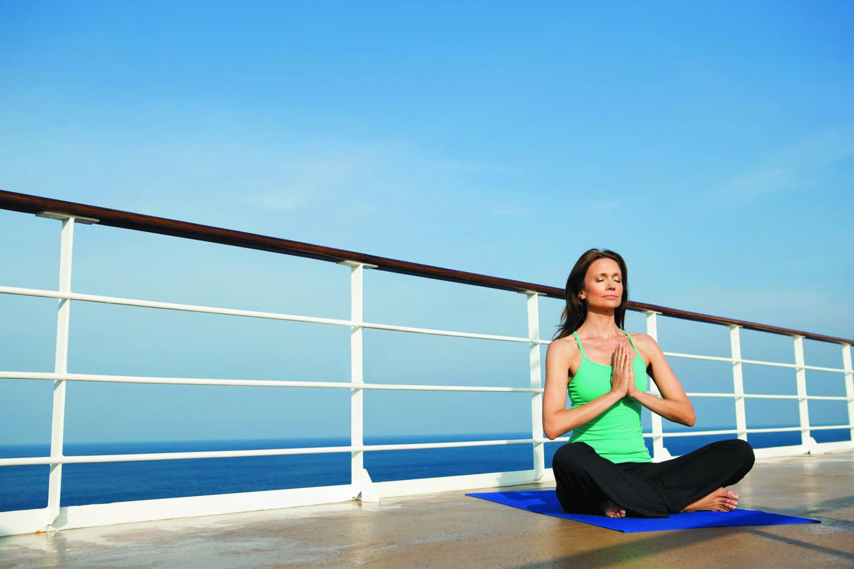 Regent is offering a holistic wellness program on board the Seven Seas Voyager.