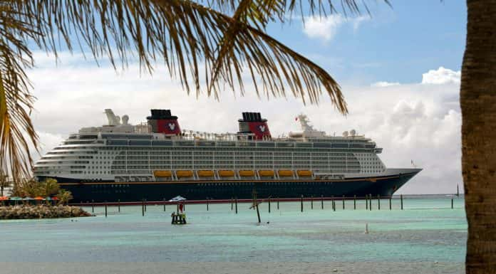 The Disney Fantasy.