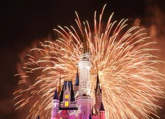 Walt Disney World is saluting Independence Day with fireworks displays and more at each of its park.