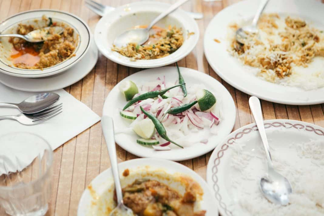 "Eating London's  Brick Lane – Flavors of India & Beyond tour features nine tastings ""Banglatown."