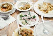 "Eating London's  Brick Lane – Flavors of India & Beyond tour features nine tastings ""Banglatown."""