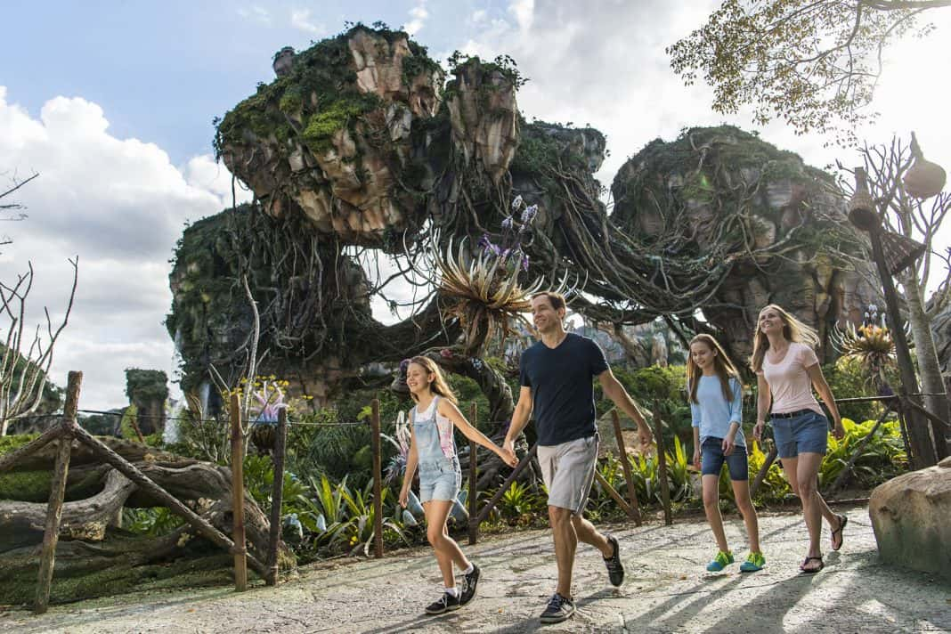 Pandora—The World of Avatar.