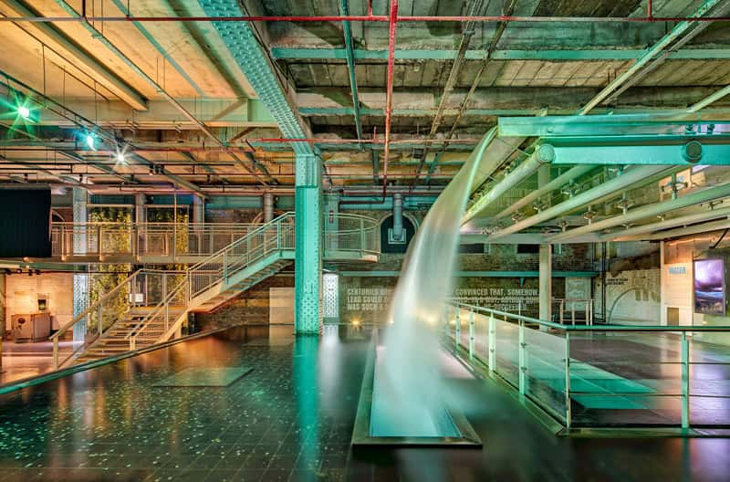 On July 5, Guinness Storehouse will unveil its redesigned Brewing Floor.