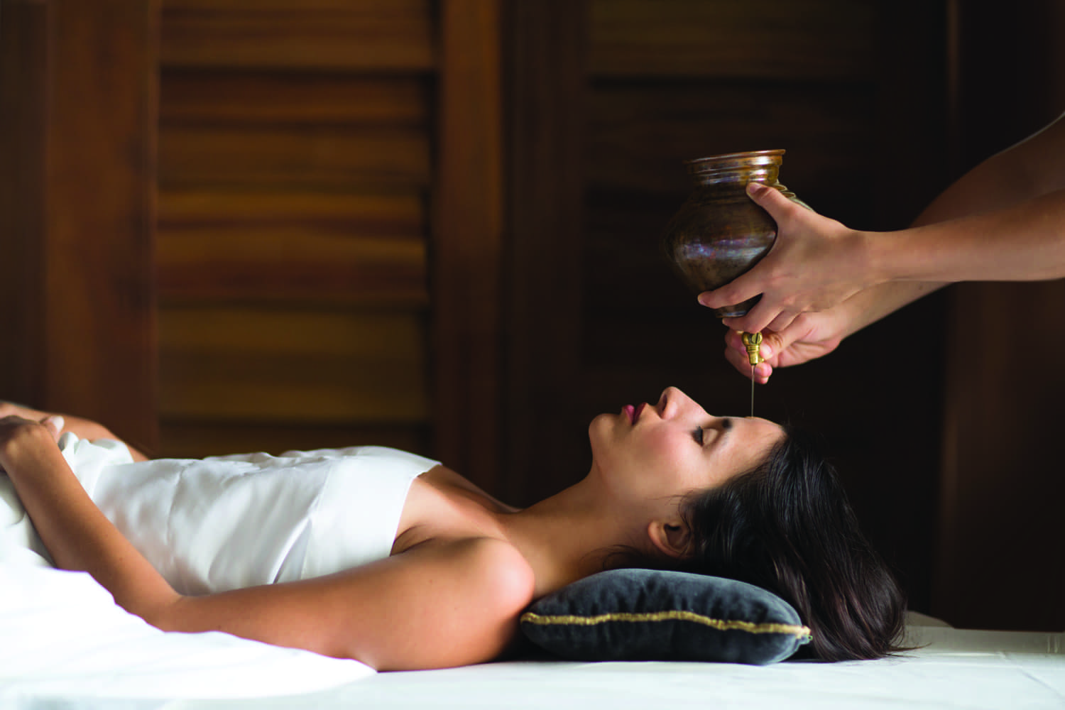 Treatment at the NIZUC Resort & Spa.