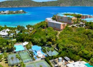 Sugar Bay Beach Resort & Spa was thehost hotel for the USVI Symposium.