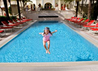 The Family Escape package at the Acqualina Resort & Spa in Miami Beach is ideal for those clients looking to book a last-minute summer getaway.